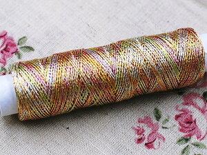 手縫い糸/刺繍糸 段染め色・ラテン