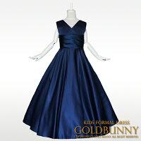 0eb0d906b2e69 PR 上質タフタを使用した本格的な子供ドレス 130 140 150 160 16.