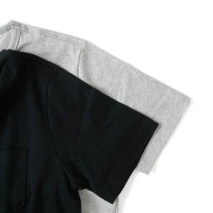 【日本企画】LACOSTEラコステ胸ポケTシャツTH633E無地ポケット(メンズ)