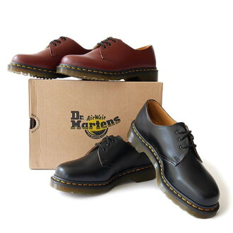 Dr.Martens Martens 3-hole leather shoe 3EYE SHOE 1461Z DMS boots 10085600 (men and women)