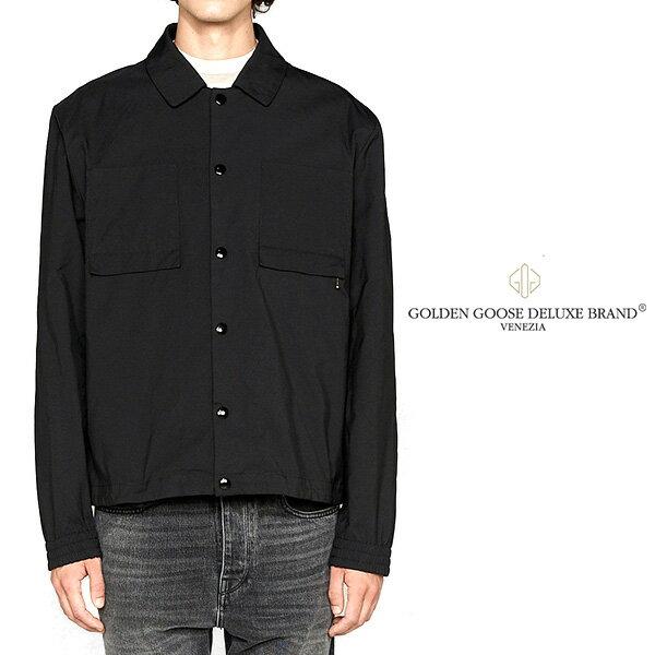【SALE 50%OFF】Golden Goose ゴールデングース コーチジャケット ワークジャケット (メンズ)