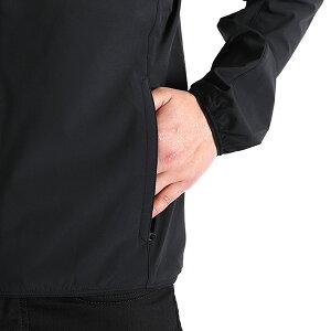ザノースフェイスTHENORTHFACEソフトシェルフーディNP21703フード付きナイロンジャケット(メンズ)