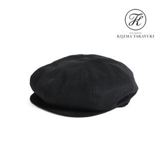 KIJIMA TAKAYUKI Takayuki Kijima cashmere casquette 182816 hat (men's Lady's)