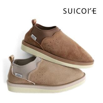 SUICOKE Sui cook mouton sneakers OG-073VM2-MID / RON-VM2-MID vibram sole Vibram (men's Lady's)