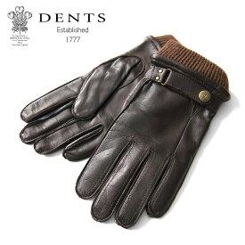 DENTS デンツ レザーグローブ 手袋 5-9018 Penrith メンズ