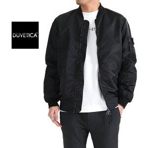 DUVETICAデュベティカナイロンMA-1ボンバージャケットCAOLANミリタリージャケット(メンズ)