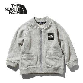 THE NORTH FACE ザ ノースフェイス スウェットジャケット NTB11961 ギフト プレゼント (ベビー インファント)