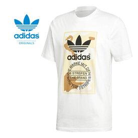 [SALE] adidas アディダスオリジナルス 迷彩 ラベルロゴ Tシャツ ED6964 カモフラ (メンズ レディース)
