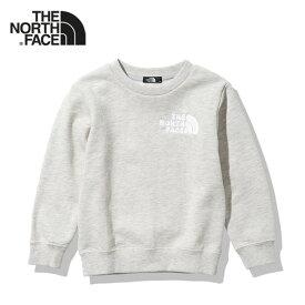THE NORTH FACE ザ ノースフェイス フロントビュー クルースウェット NTJ11907 トレーナー (ベビー キッズ)