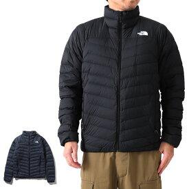 THE NORTH FACE ノースフェイス サンダージャケット NY81812 ライトダウンジャケット (メンズ)