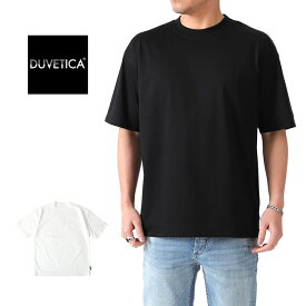 [SALE] DUVETICA デュベティカ ハイテクコットン Tシャツ GIUDECCA sei 半袖Tシャツ (メンズ)