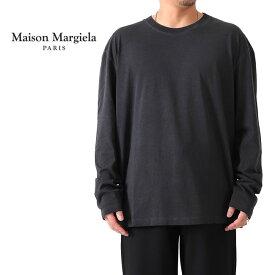 Maison Margiela メゾンマルジェラ オーバーサイズ ロンT S50GC0627 S20079 長袖Tシャツ メンズ