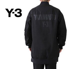 [SALE] Y-3 ワイスリー バックロゴ ボンバージャケット GK4366 ヨウジヤマモト メンズ