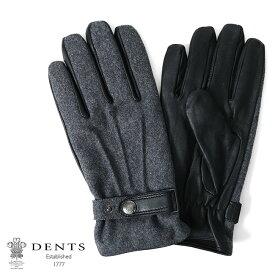 DENTS デンツ フリースライニング ウール ヘアシープ レザーグローブ 5-9032 手袋 羊革 ギフト プレゼント