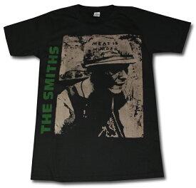 THE SMITHS(ザ・スミス)MORRISSEY(モリッシー)/Tシャツ/バンドTシャツ/ロックTシャツ/メンズ/レディース【期間限定バーゲン】【売れ筋】海外ライセンス製品/メール便OK 売れ筋
