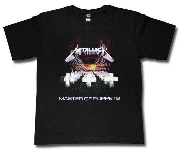 メタリカ Metallica Tシャツ 【ロックTシャツ】【バンド Tシャツ】【ロック ファッション】バンドTシャツ ROCK BAND T-SHIRTS ヘヴィメタルTシャツ/メンズ/レディース【メール便OK】【あす楽】【RCP】 【売れ筋】【バーゲン】