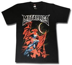 メタリカ Tシャツ Metallica Tシャツ ロックTシャツ バンド 半袖 メンズ レディース キッズ ロックT バンドT バンT ロゴ バンド ロゴT ダンス ミュージック ファッション ROCK ブラック 黒 コットン 綿 100% 春夏 夏物 おしゃれ ヘヴィメタル ユニセックス