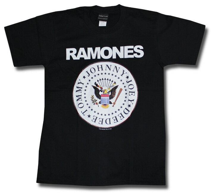 ラモーンズ RAMONES 【ロックTシャツ】【バンドTシャツ】 rock 【あす楽】【メール便OK】【期間限定大バーゲン中!】 band T-SHIRTS 【メール便OK】 ロック ファッション ロックテイスト 半袖 売れ筋 バーゲン