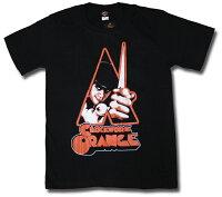 時計じかけのオレンジTシャツ(AClockworkOrange)ロックTシャツ/バンドTシャツ/海外バンド/メンズ/レディース【メール便160円】【あす楽】