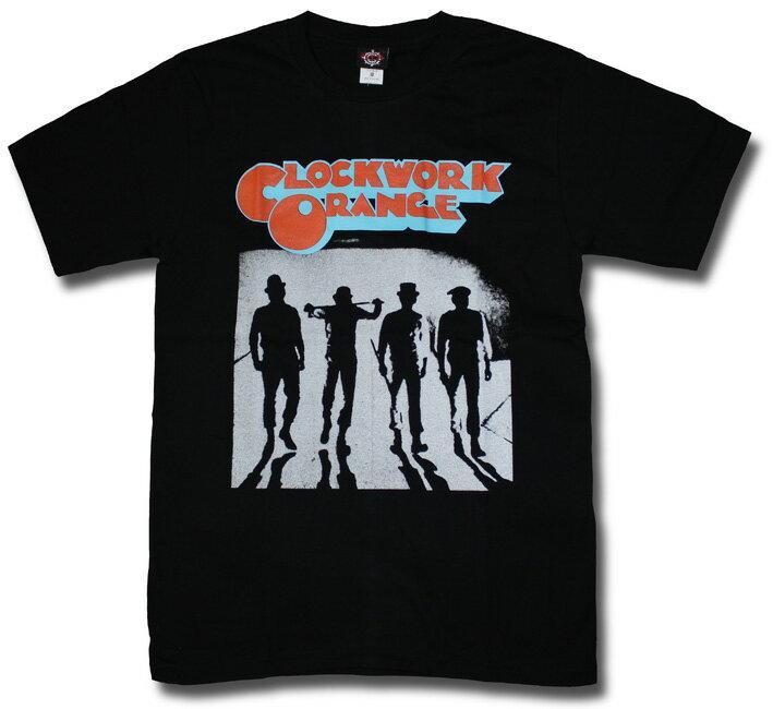 時計じかけのオレンジ Tシャツ(A Clockwork Orange)ロックTシャツ/バンドTシャツ/映画 Tシャツ/海外バンド/メンズ/レディース/ROCK【メール便160円】時計仕掛け【あす楽】【売れ筋】バーゲン