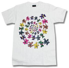 グレイトフル デッド Tシャツ(Grateful Dead)グレイトフル・デッド/バンドTシャツ/ロックTシャツ/メンズ/レディース/Rock/band T-SHIRTS メール便OK ロックファッション/半袖 あす楽 売れ筋 バーゲン