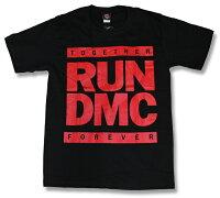 RUNDMCTシャツランディーエムシー(ラン・ディーエムシー)Run-D.M.C.TOGETHERFOREVERバンドTシャツ/ロックTシャツ/メンズ/レディース/Rock/rock/bandT-SHIRTS/ファッション/HIPHOP/ヒップホップ/半袖【メール便OK】【あす楽】【RCP】