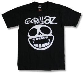 ゴリラズ Tシャツ GORILLAZ バンドTシャツ ロックTシャツ メンズ レディース Rock rock band T-SHIRTS ファッション 半袖 ブラー Blur デーモン・アルバーン ユニセックス メール便OK