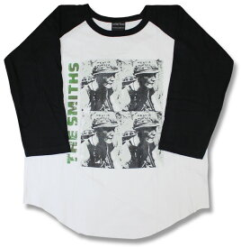 THE SMITHS ザ・スミス MORRISSEY モリッシー ラグランTシャツ 長袖 七分袖 7分袖 tシャツ バンドTシャツ ロックTシャツ rock メンズ レディース メール便OK