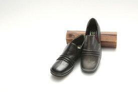 ゴールデンフット 婦人靴 1727 ゆったり幅広!ウォーキングシューズ 3E