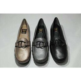 ゴールデンフット 婦人靴 2921 モカシン カジュアルシューズ