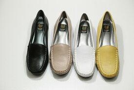 ゴールデンフット 婦人靴 7543 モカシン カジュアルシューズ