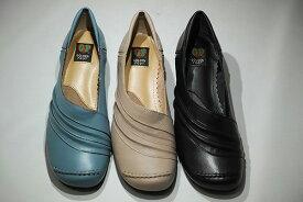 ゴールデンフット 婦人靴 4547 カジュアルシューズ 3E