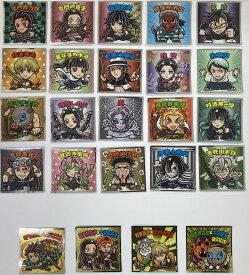 鬼滅の刃マンチョコ 24種フルコンプ ビックリマンシリーズ