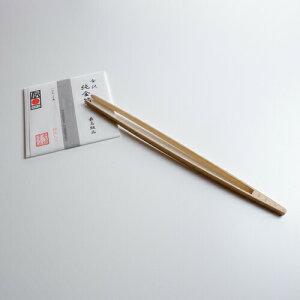 工芸用 竹製 箔ばさみ ピンセット 金箔工芸 クラフト 制作 DIY 金箔 金沢 工芸 ネコポス可