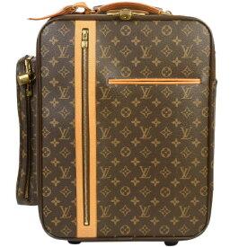 ルイヴィトン LOUIS VUITTON トロリー50 ボスフォールM23259 スーツケース モノグラム キャスター付き 旅行バッグ トラベル【中古】