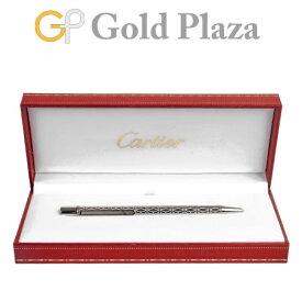 カルティエ Cartier サントス ドゥ C モチーフ ボールペン ST150185(OP000059) ステーショナリー【中古】