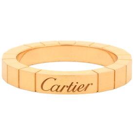 カルティエ Cartier ラニエール リング K18PG #49 B4048300【中古】
