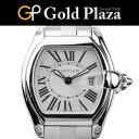 カルティエ Cartier ロードスター SM クオーツ式腕時計 外装仕上げ済 レディース 取替ベルト付属 6ヶ月間動作保証付【…