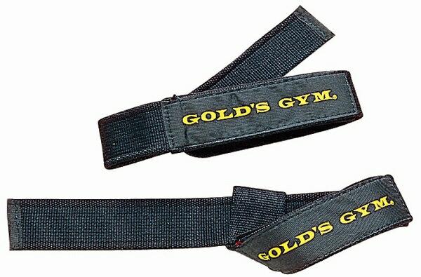 GOLD'S GYM(ゴールドジム)リストストラップ G3500