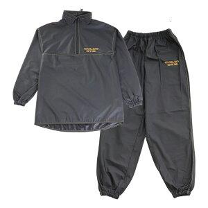【公式サイト】GOLD'S GYM ゴールドジム サウナスーツ G5710 Sサイズ   トレーニングウエア 燃焼 ダイエット 汗