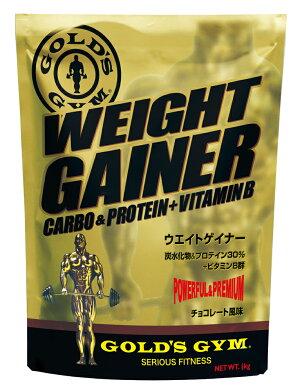 GOLD'SGYM(ゴールドジム)ウエイトゲイナーチョコレート風味3kg