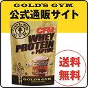 【高品質ホエイプロテイン】GOLD'S GYM(ゴールドジム)ホエイプロテイン ダブルチョコレート風味 900g |プロテインサプ…