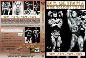 MR. OLYMPIA THE GOLDEN YEARS(ミスターオリンピア ザ・ゴールデンイヤーズ)1971