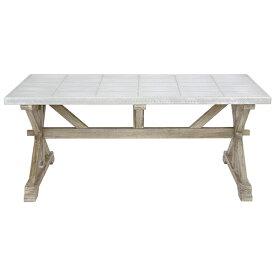 送料無料 新品 アルミ アルミテーブル ダイニングテーブル オフィスデスク モダン ヴィンテージ ヴィンテージテーブル コーヒーテーブル カフェ レトロモダン レトロ アンティークテイスト アンティーク調 アンティークスタイル W180×D100