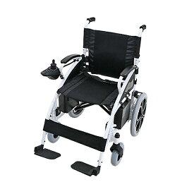 送料無料 電動車椅子 白 折りたたみ 車椅子 TAISコード取得済 コンパクト ノーパンクタイヤ 電動 手動 充電 電動ユニット 電動アシスト 電動カート 折り畳み 車椅子 車イス 車いす 四輪車 4輪車 移動 介護 電動車いす ホワイト scootere01wh