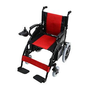 送料無料 新品 電動車椅子 黒 折りたたみ 車椅子 TAISコード取得済 コンパクト ノーパンクタイヤ 電動 手動 充電 電動ユニット 電動アシスト 電動カート 折り畳み 車椅子 車イス 車いす 四輪