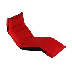 送料無料 新品 5段階調節可能 フロアチェア 座椅子 リクライニング 座イス 1人掛け 02ARED