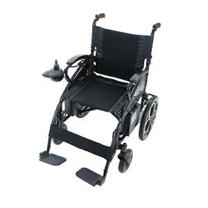 送料無料 新品 電動車椅子 黒 折りたたみ 車椅子 PSE適合 TAISコード取得済 コンパクト ノーパンクタイヤ 電動 手動 充電 電動ユニット 電動アシスト 電動カート 折り畳み 車椅子 車イス 車い