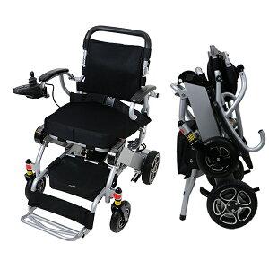 送料無料 新品 電動車椅子 アルミ製 折りたたみ 車椅子 TAISコード取得済 軽量 コンパクト 電動 手動 切替 充電 電動ユニット 電動アシスト リチウムバッテリー 電動カート 折り畳み 車椅子