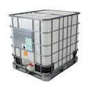 送料無料 新品 タンク IBCタンク パレット付き 1000L 荷重2253kg 薬剤タンク 貯水タンク 大型タンク タンク 輸送容器 …